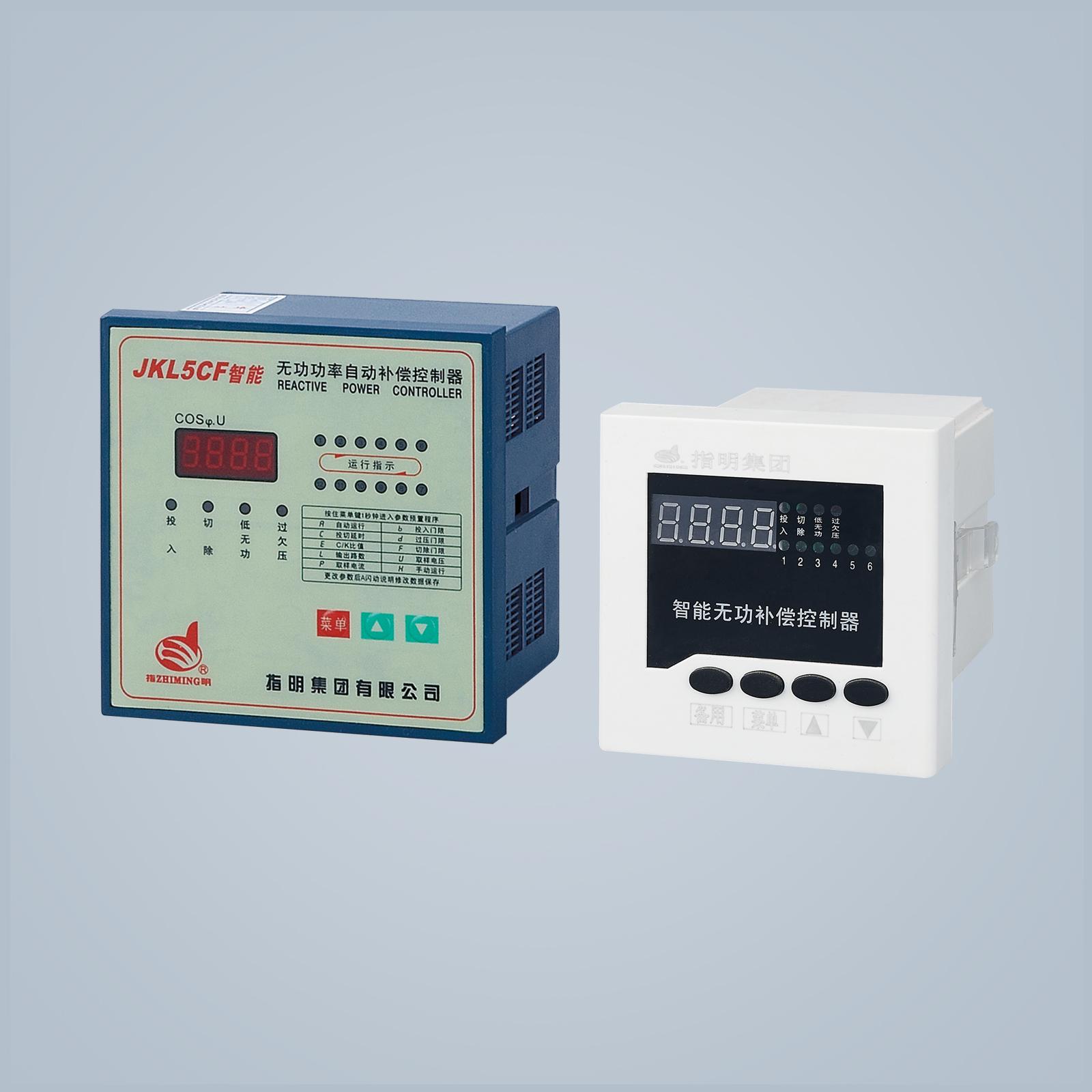 Jkl5cf Series Reactive Power Auto Compen Sation Controller 380v Zhiming Group Co Ltd